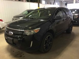 2014 FORD EDGE SEL 4D Utility AWD