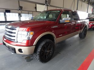 2014 FORD F150 LARIAT SUPERCREW SWB 4WD