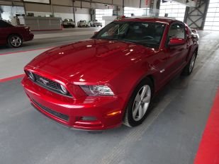 2014 FORD MUSTANG GT 2D COUPE