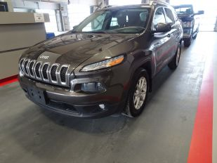 2014 JEEP CHEROKEE NORTH 4D UTILITY 4WD