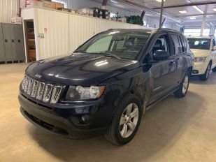 2014 JEEP COMPASS NORTH EDITION 4D Utility 4WD