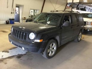 2014 JEEP PATRIOT Limited 4D Utility 4WD