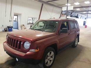 2014 JEEP PATRIOT  4D Utility 4WD