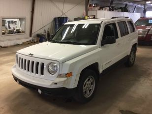 2014 JEEP PATRIOT North 4D Utility 4WD
