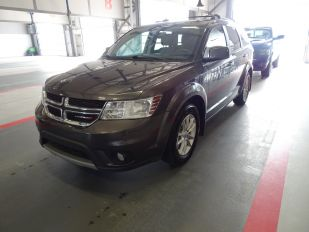 2015 DODGE JOURNEY SXT 4D UTILITY FWD