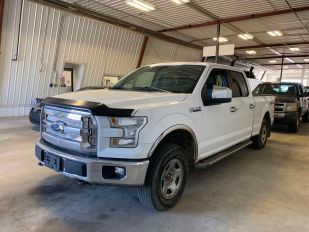 2015 FORD F150 XLT Supercrew SWB 4WD