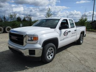 2015 GMC SIERRA 1500 BASE DOUBLE CAB SWB 4WD