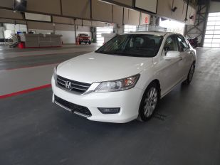 2015 HONDA ACCORD TOURING 4D SEDAN 6SP
