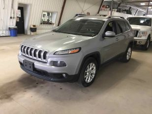 2015 JEEP CHEROKEE North 4D Utility 4WD
