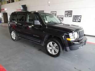2015 JEEP PATRIOT HIGH ALTITUDE 4D UTILITY 4WD