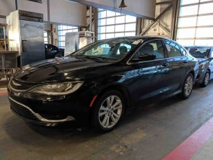 2016 CHRYSLER 200 Limited 4D Sedan