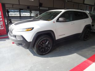 2016 JEEP CHEROKEE TRAILHAWK 4D UTILITY 4WD
