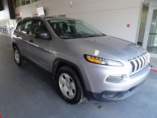2016 JEEP CHEROKEE SPORT 4D UTILITY 4WD