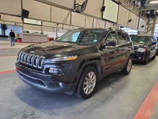 2016 JEEP CHEROKEE LIMITED 4D UTILITY 4WD