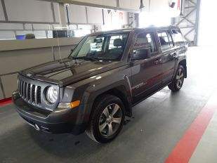 2016 JEEP PATRIOT SPORT 4D UTILITY 4WD