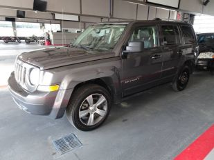 2016 JEEP PATRIOT HIGH ALTITUDE 4D UTILITY 4WD