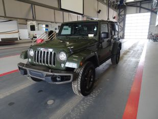 2016 JEEP WRANGLER UNLIMITED 75TH ANNIV 4D UTILITY 4WD