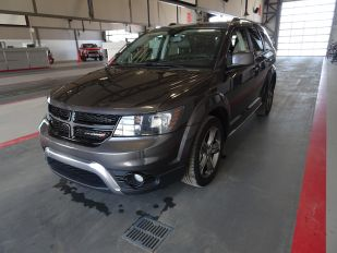2017 DODGE JOURNEY CROSSROAD 4D UTILITY AWD