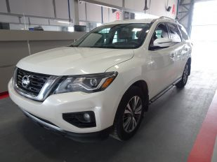 2017 NISSAN PATHFINDER SV 4D UTILITY 4WD AT