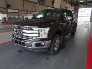 2018 FORD F150 LARIAT SUPERCREW SWB 4WD