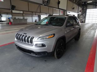 2018 JEEP CHEROKEE  4D UTILITY 4WD