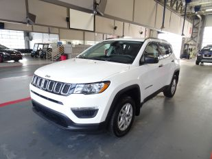 2018 JEEP COMPASS SPORT 4D UTILITY 4WD